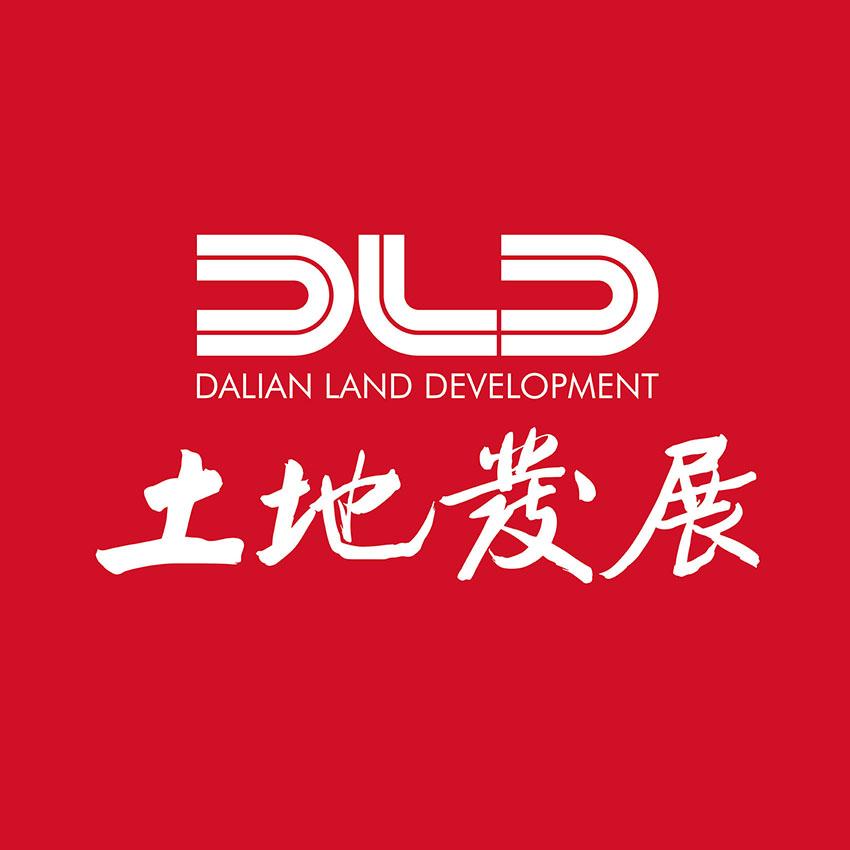 大连市土地发展集团有限公司品牌设计/logo设计/vi设计