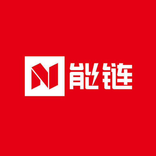 能链集团品牌重塑亚搏免费直播app下载——创意共和亚搏免费直播app下载作品