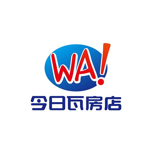 """瓦房店市官方新媒体发布平台""""今日瓦房店""""品牌logo设计"""